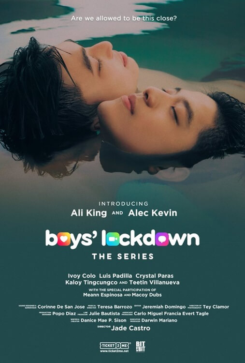 Boys' Lockdown The Series
