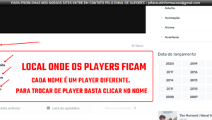 Players e Download [2020]
