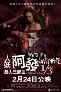 Nights of A Shemale: A Mad Man Trilogy 1/3